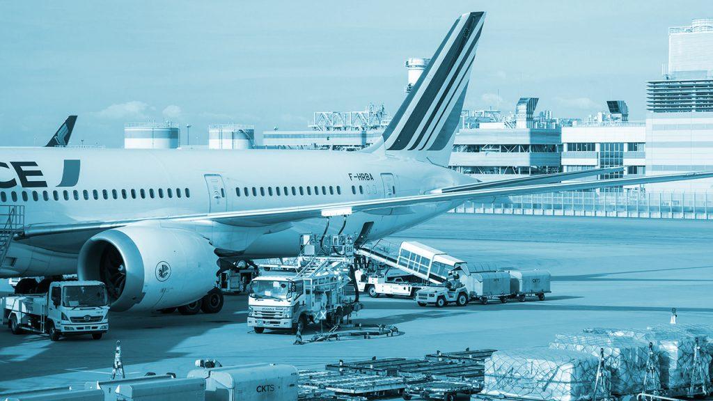 Luftsicherheit Flughafen